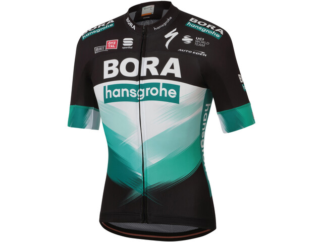 Sportful Team Bora Hansgrohe Bodyfit SS Jersey Men black green